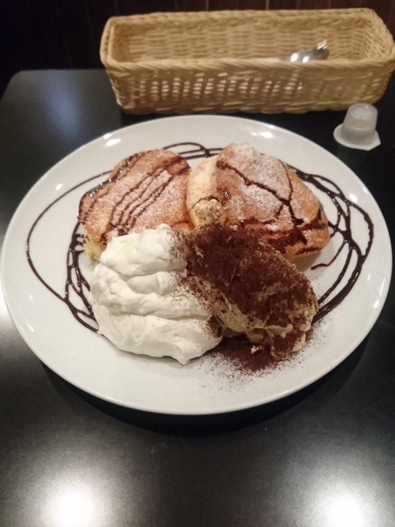 レガーレ パンケーキ