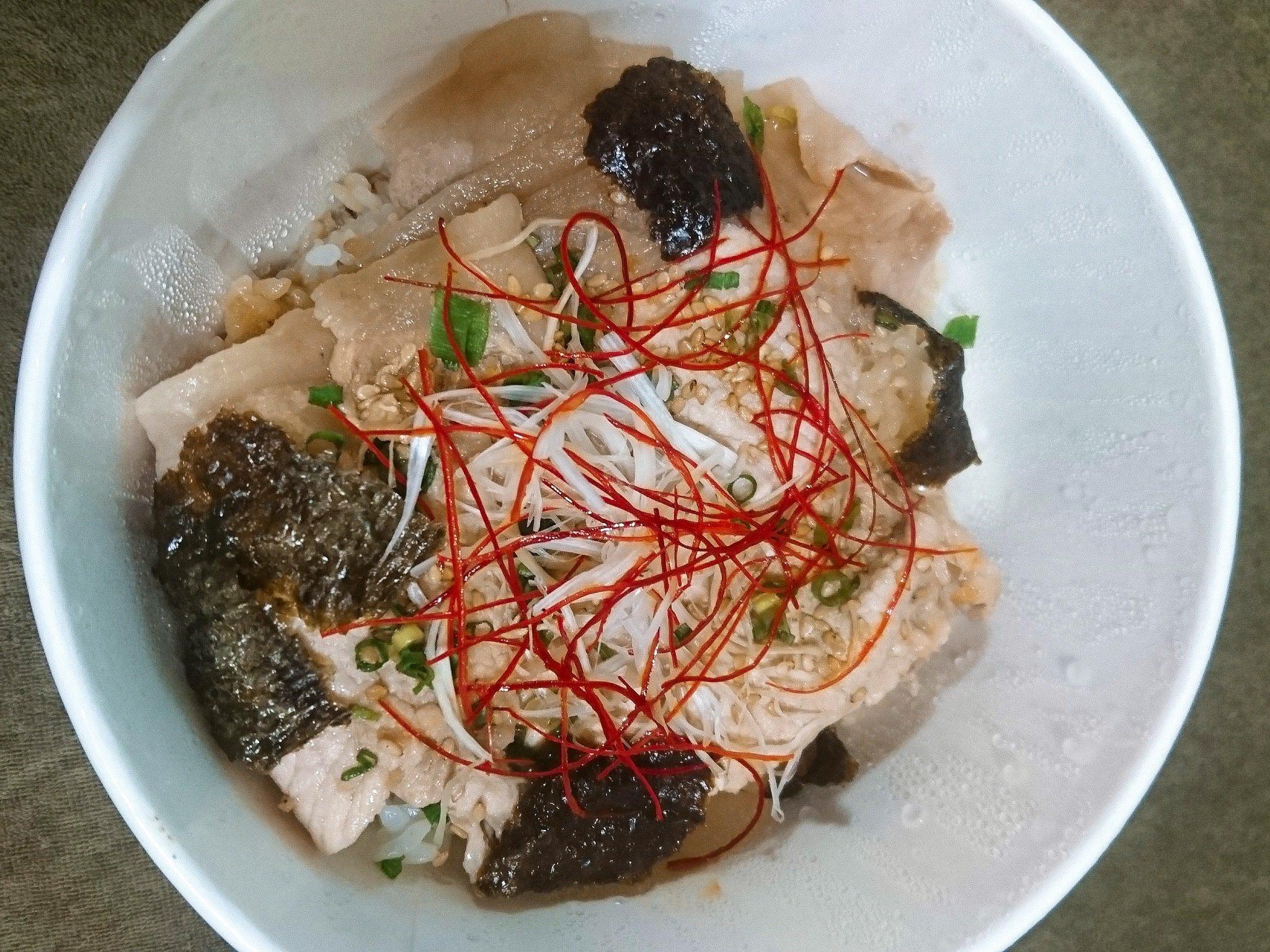 ひこま豚 豚丼