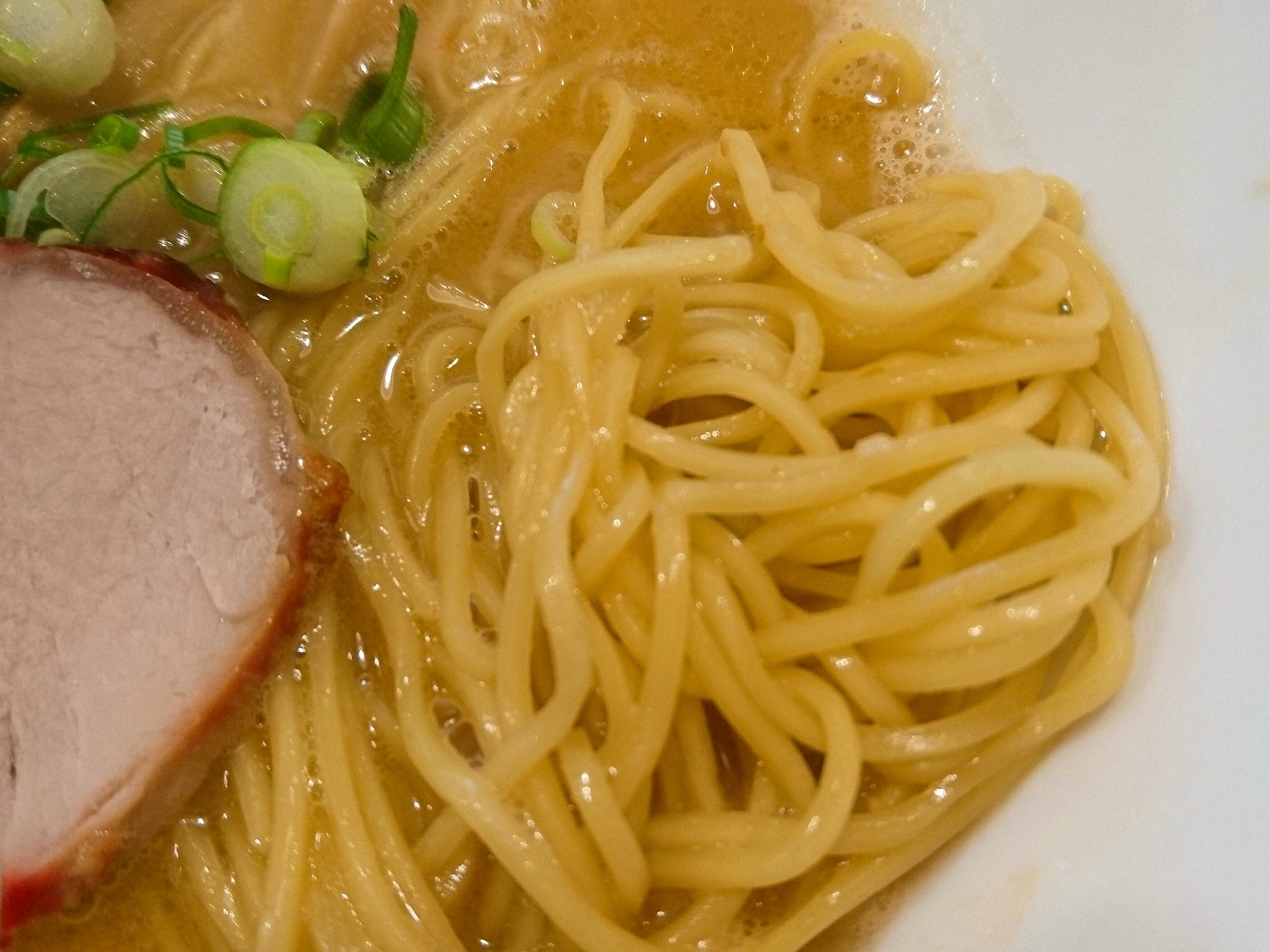 魚ろ麺 麺