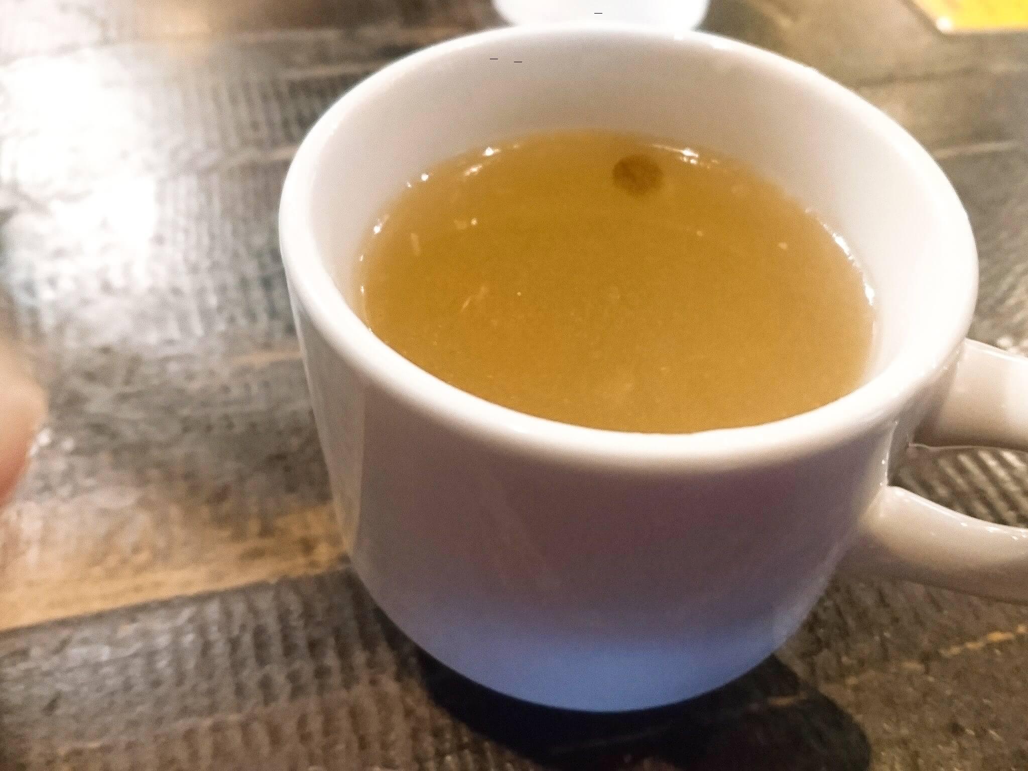 コクドウカレー スープ②