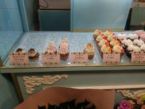 サリーズカップケーキ サッポロファクトリー店 カップケーキ
