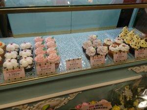 サリーズカップケーキ サッポロファクトリー店 カップケーキ②サリーズカップケーキ サッポロファクトリー店 カップケーキ②