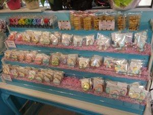 サリーズカップケーキ サッポロファクトリー店 アイシングクッキー