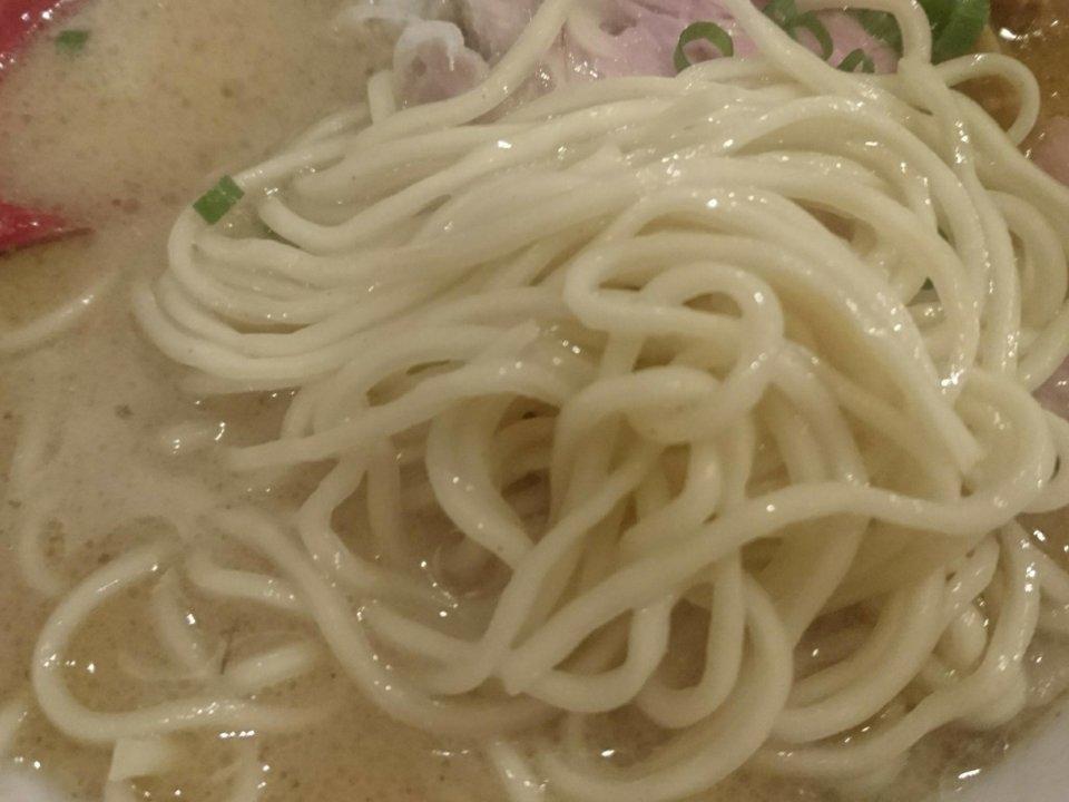 Ramen Stop Bon 魚介豚骨ら~麺 麺