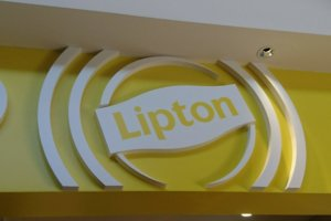 Lipton TEA STAND