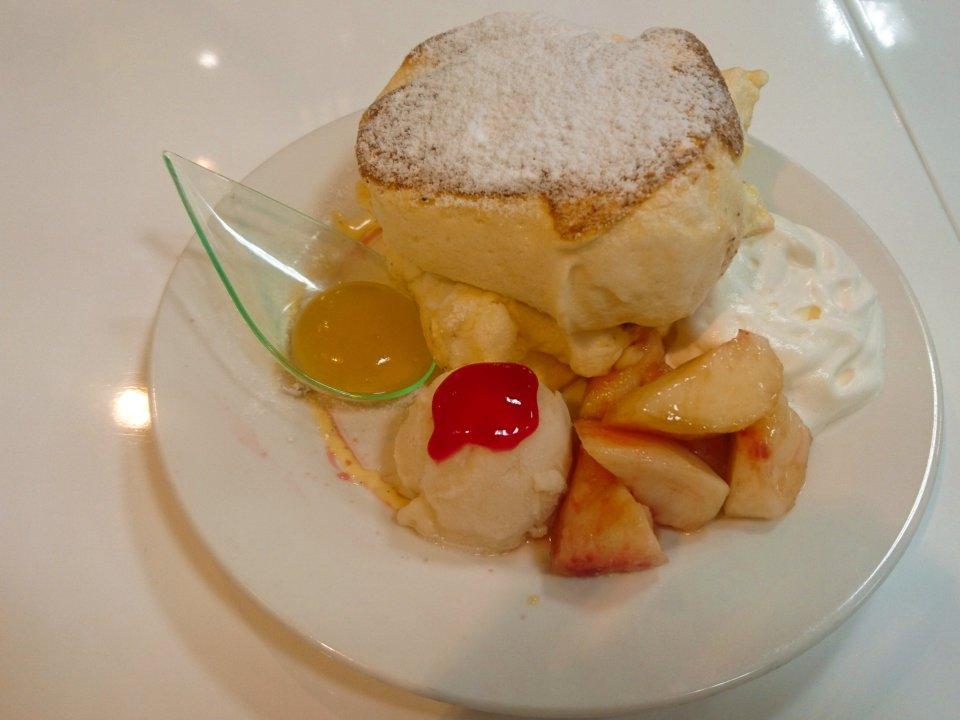 ブールミッシュ札幌東急店 パンケーキ