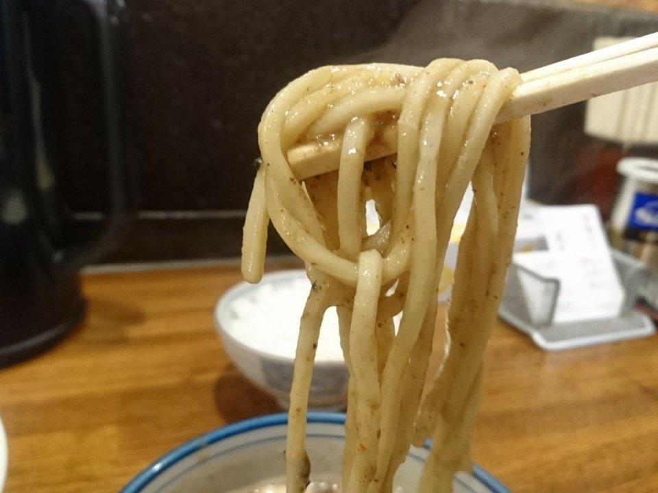 拉麺Shin. つけめん 麺②