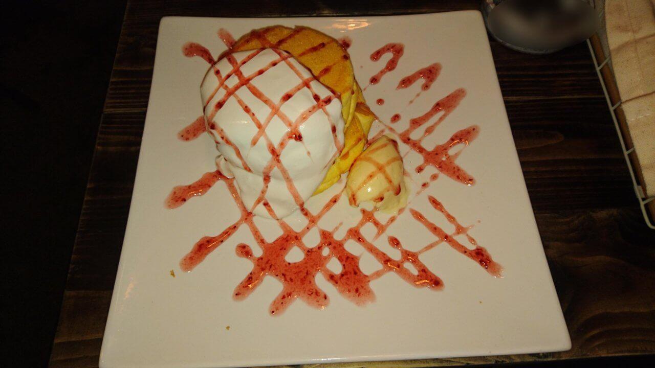 ロジウラカフェ パンケーキ