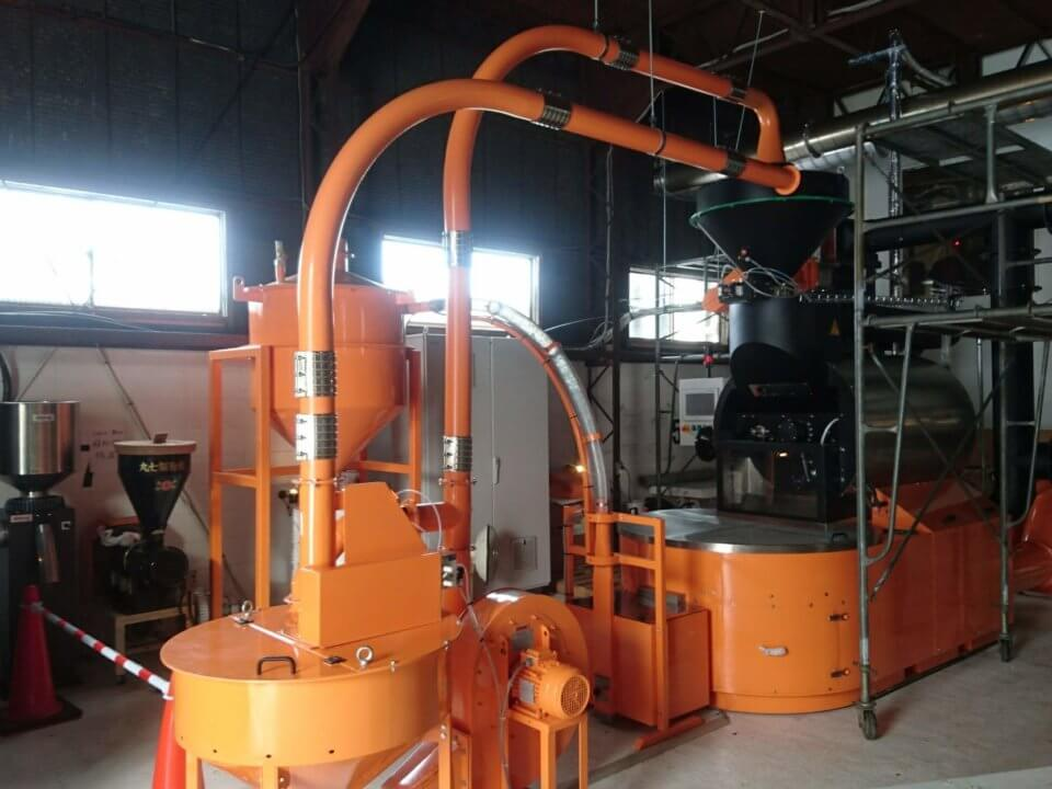 Plantation コーヒー機械