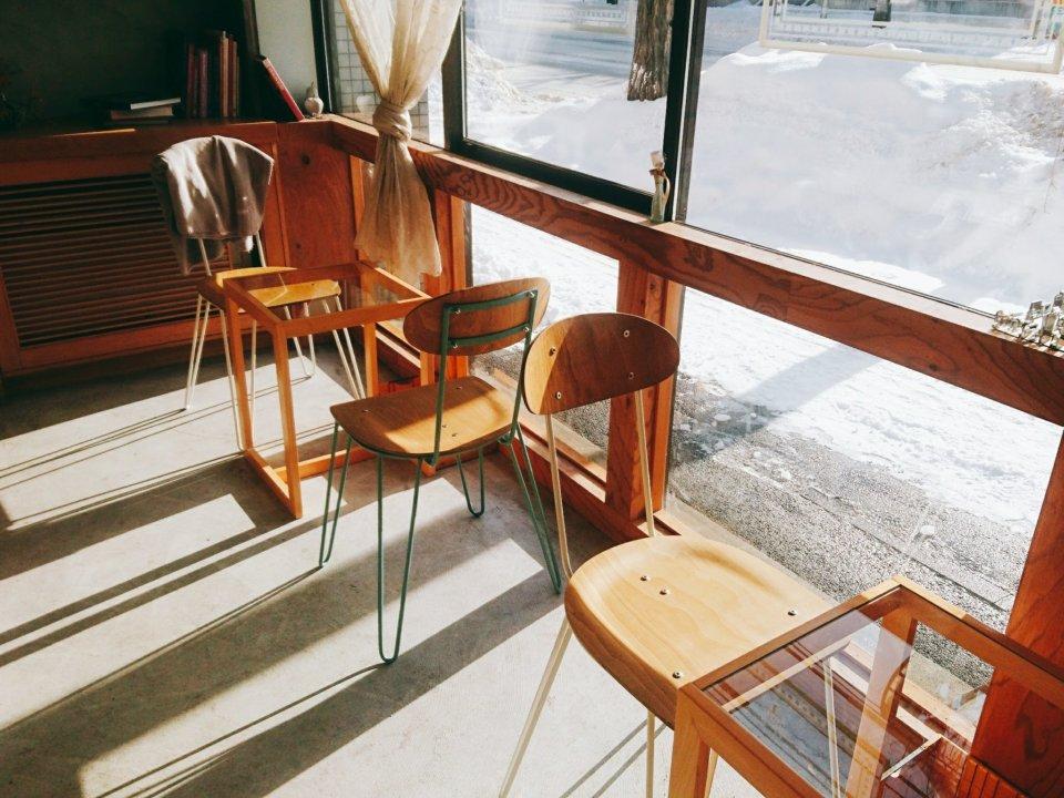 マリピエール カフェスペース