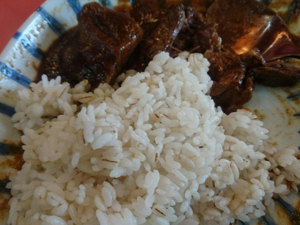 欧風カリードモン 欧風牛タンカリー お米 おかわり