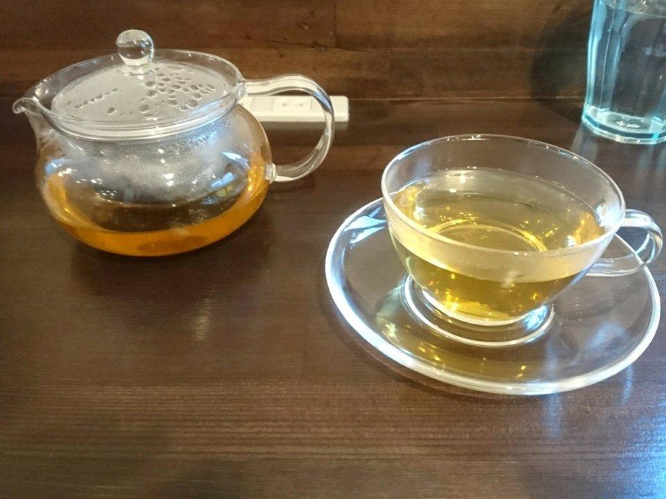 pudding maruyama(プディング マルヤマ)ハーブティー