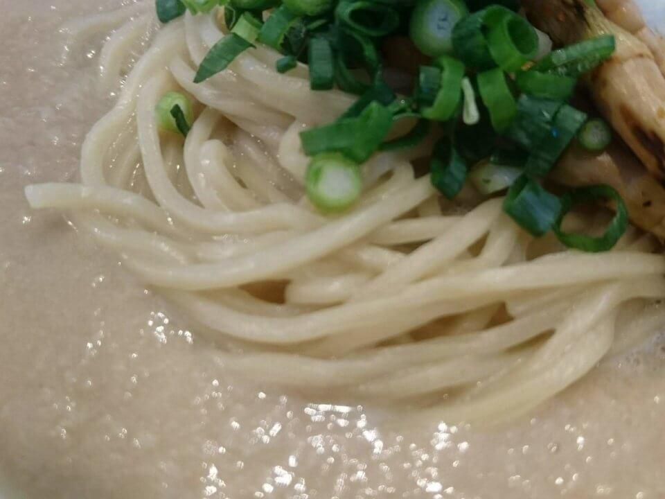 麺屋 丸鶏庵 弐ノ陣 鶏白湯極限 麺