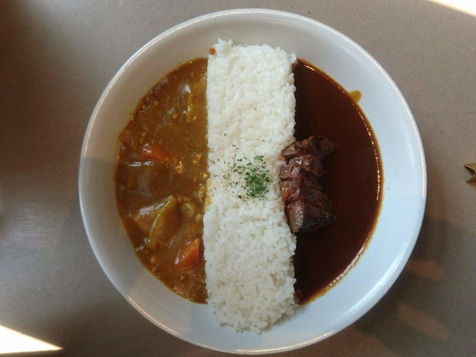 和洋折衷喫茶 ナガヤマレスト 永山邸カレー