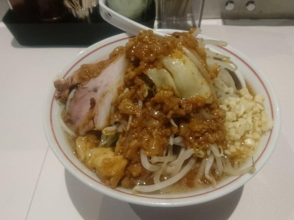 MEN-EIJI Full. ラーメン中