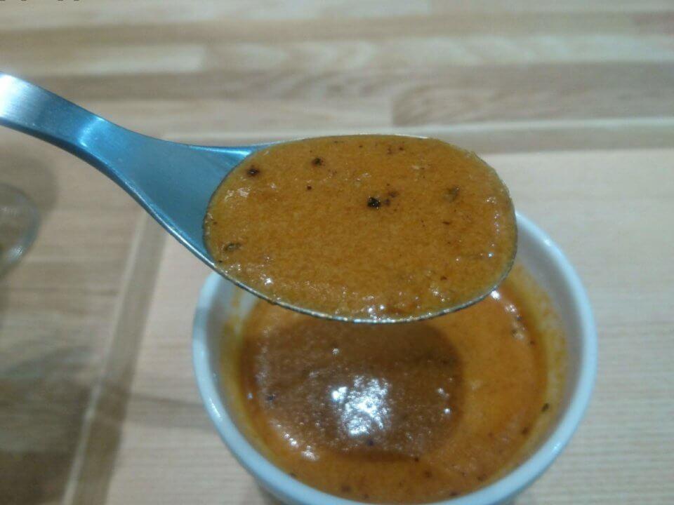 Soup Stock Tokyo(スープストックトーキョー) 円山店 カレーとスープのセット オマール海老のビスク②