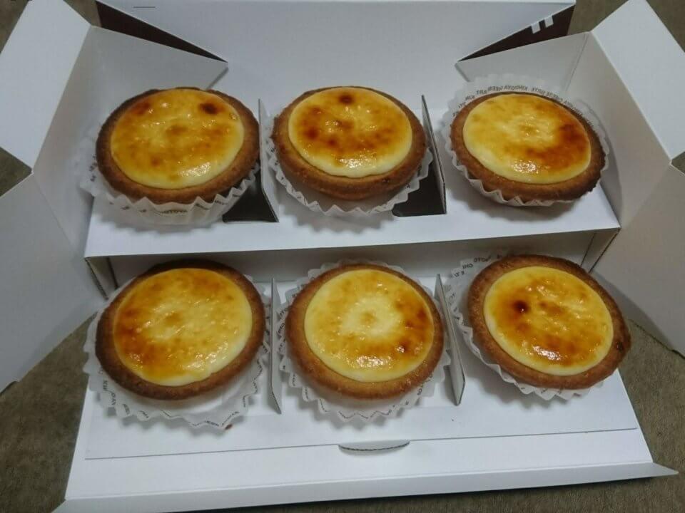 KINOTOYA BAKE(キノトヤベイク) JR札幌駅東口店 焼きたてチーズタルト セット