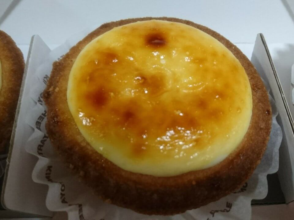KINOTOYA BAKE(キノトヤベイク) JR札幌駅東口店 焼きたてチーズタルト