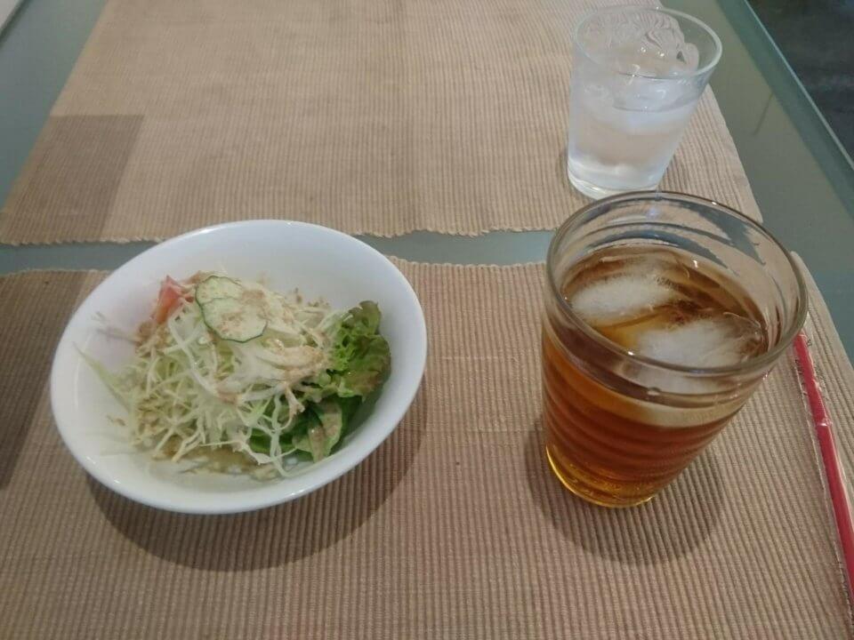 シジュウ セットドリンク・サラダ