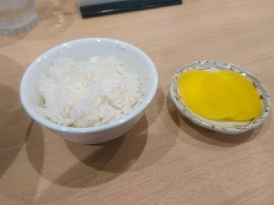 札幌 麺屋美椿(MITSUBA みつば)味噌ラーメン ライス
