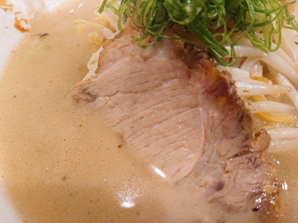 札幌 麺屋美椿(MITSUBA みつば)塩ラーメン スープ