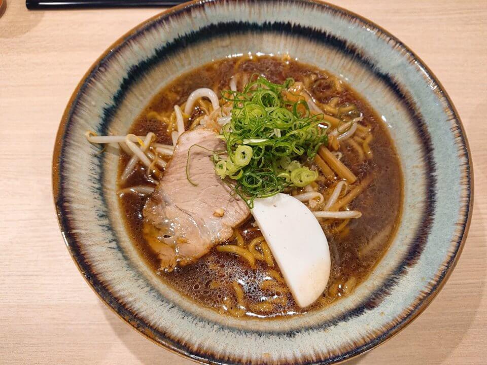 札幌 麺屋美椿(MITSUBA みつば)醤油ラーメン