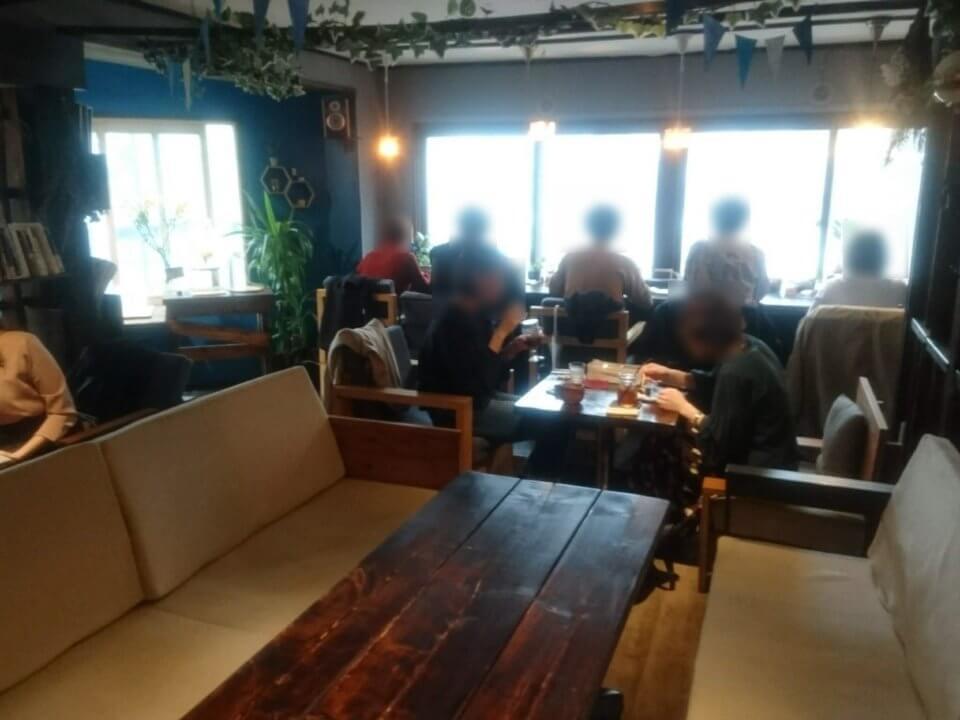 CafeRain(カフェ レイン)店内②