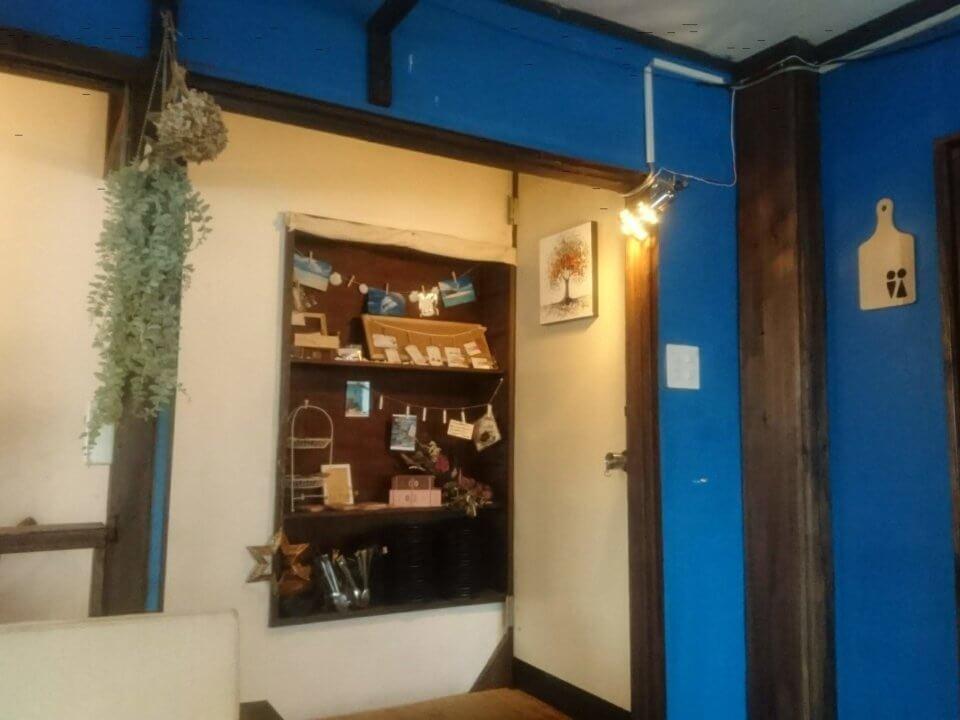 CafeRain(カフェ レイン)店内