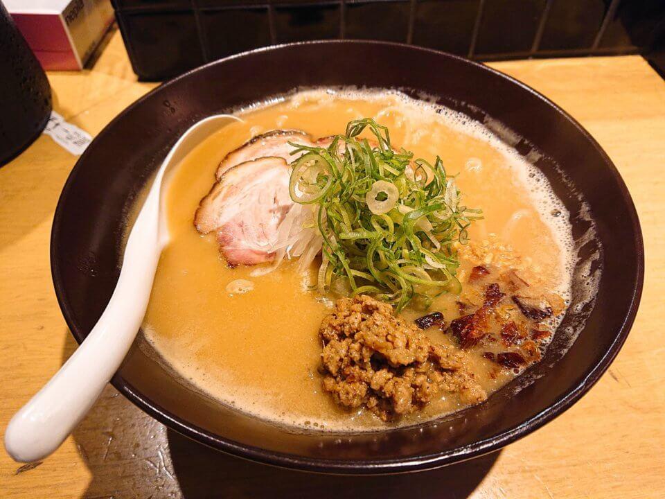 ふじ屋 NOODLE(フジヤ ヌードル)味噌ラーメン