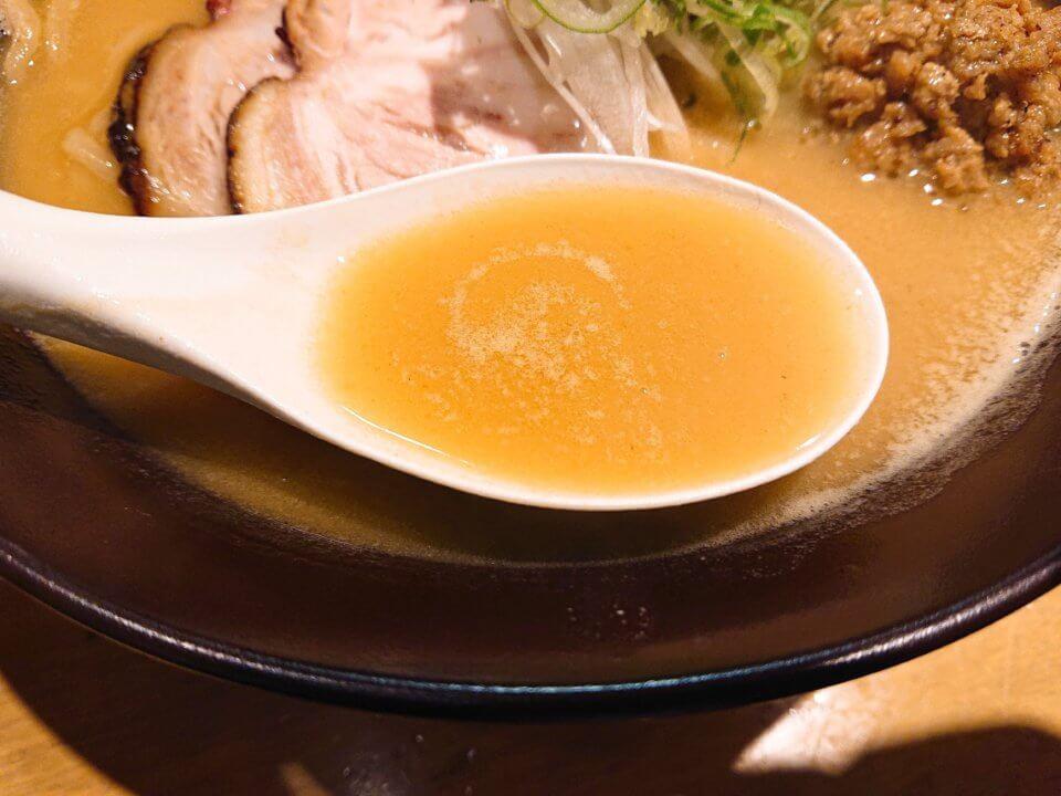 ふじ屋 NOODLE(フジヤ ヌードル)味噌ラーメン スープ