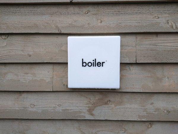 boiler(ボイラー)看板