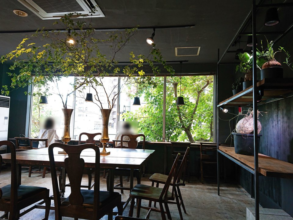 PLANT SATO COFFEE 店内④